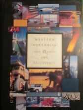 """RARE Business Commerce BOOK """" Western Australia The Quest For Excellence"""" SIGNED"""