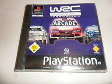 PlayStation 1  PSX  PS1  WRC FIA World Rally Championship Arcade