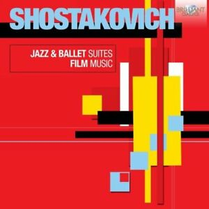 mitri Shostakovich - Shostakovich: Jazz and Ballet Suites; Film Music [CD]