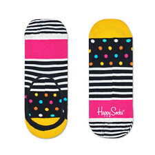 Happy Socks Women's Liner Socks - Stripes & Dots