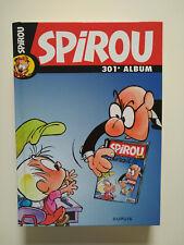 EO 2008 (très bel état) - Spirou (album - recueil du journal) 301 - Dupuis