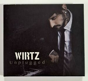 Musik CD Digipak DANIEL WIRTZ - UNPLUGGED dt. Deutschrock/Tauschkonzert