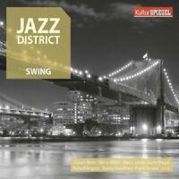 JAZZ DISTRICT - SWING (KULTURSPIEGEL) 2 CD NEW