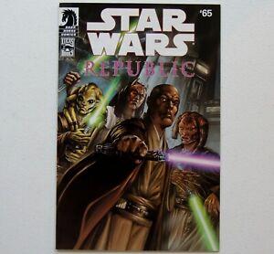 Star Wars Republic Show of Force #65 Comic Book Pack Variant Dark Horse 9.6 NM+