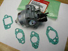 GENUINE 16100-Z0L-876 BB75EC OEM HONDA GCV160 CARBURETOR WITH GASKETS AUTO CHOKE