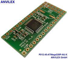 Low-Cost Applikationsboard P012.45-ATMega328P-AU-X ohne Quarzkrystall