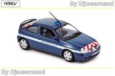 Renault Mégane Coupé de 2001 Gendarmerie NOREV - NO 517672 - Echelle 1/43