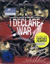 BLU-RAY NEU/OVP - I Declare War - Siam Yu & Gage Munroe