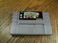 Super Mario Kart(Super Nintendo, 1992) Cartridge & Connection Protector
