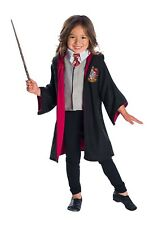 Child Kids Toddler Harry Potter Uniform Robes Costume SIZE 18 Mo/2T (Used)