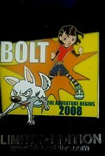 Disney BOLT - Countdown to Disney's Bolt #2 - BOLT and PENNY LE PIN