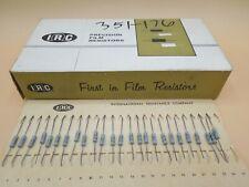 665 Ohm 12 Watt Irc Precision Film Resistors Lot Of 200