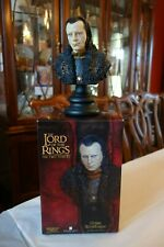 Sideshow Weta Ssw Lotr Tt Grima Wormtongue 1/4 scale statue Bust L/E 0891/2000