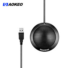 Aokeo's AK-1 Omni-Directional Stereo USB Condenser Microphone
