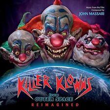 Killer Klowns From Outer Space: Reimagined - John Massari (CD New)