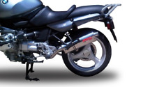 BMW R1100R 1994/02 EXHAUST STAINLESS TRIOVAL BY GPR EXHAUSTS ITALY