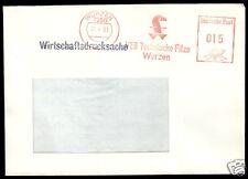 AFS, VEB Technische Filze Wurzen, o Wurzen, 7250, 27.4.81