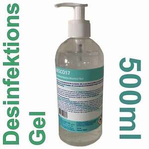 Premium Hand Desinfektionsgel Desinfektionsmittel Händedesinfektion Desinfektion