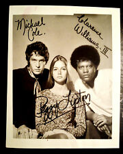 THE MOD SQUAD Original Autograph from the 1970 TV series