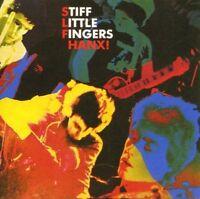 NEW* CD Album Stiff Little Fingers - Hanx! (Live) (Mini LP Style Card Case) Hanx