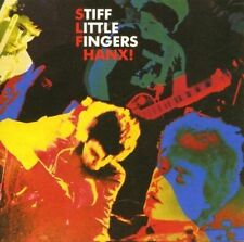 NEW* CD Album Stiff Little Fingers - Hanx! (Live) (Mini LP Style Card Case) Hanx