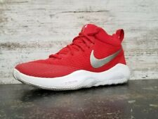 Mens Nike Zoom Rev Basketball Shoes Sz 9.5 43 M Used 922048 600 Red
