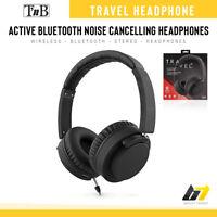 TnB Wireless Headphones Bluetooth Headset Deep Bass Noise Cancelling Headphone