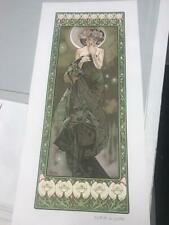 Alphonse Mucha The Moon Fine Art Lithograph Museum Edition S2 Editions Atelier