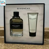 Gentleman by Givenchy 2 PCS Gift Set for Men: 3.3 oz. EDT Spray + 2.5 oz. Sh/Gel