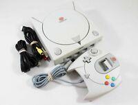 Original Used Sega Dreamcast System