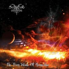 Serpentine Creation – The Fiery Winds Of Armageddon_CD