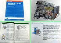 SSP 111 Audi 200 quattro 20V Motronic Schulungshandbuch Konstruktion Funktion