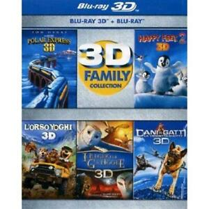 3D FAMILY BLU-RAY