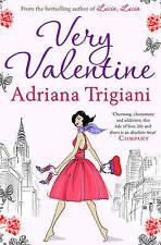 Very Valentine by Adriana Trigiani (Paperback, 2010)