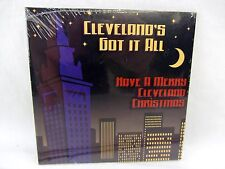 CD single  Cleveland's Got It All / Have A Merry Cleveland Christmas ALLAN LICHT