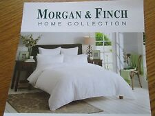 Morgan & Finch ISABEAU Single Quilt Cover Set RRP £75