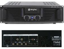 Top Skytec Amplificatore Suono finale 600w RMS eventi Feste conferenze Ampli DJ