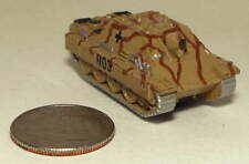 Micro Machine German WWII type Jagdpanther Tank Destroyer/Desert Camo (No Gun)