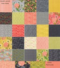 "DANDI-ANNIE Charm Pack from MODA - (42) 5"" factory-cut squares - 48630PP"