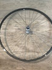 Shimano 600 HB-6400 Road Bike Front Wheel 700c Rim Brake Clincher Matrix Aurora