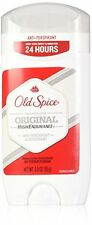 3 Pack Old Spice Original High Endurance Anti-Perspirant Deodorant 3.0 Oz Each