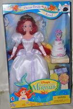 Little Mermaid Bride Ariel with Cake Doll Mattel 1991 Disney