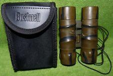 Tasco 12x25 178Bcr Coated Camo Binoculars 240Ft/1000Yds Used, Bushnell Case