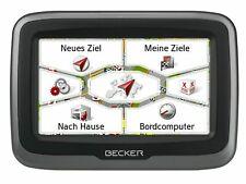 Becker mamba.4 CE Biker Motorrad Navigationsgerät  Navi Zubehörpaket Karten 2020