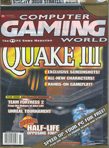 Computer Gaming World #180 (July 1999) New/Sealed - Contains CD Demo Disc