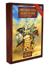 FIELD OF GLORY - COMPANION 4 - SWORDS AND SCIMITARS - OSPREY PUBLISHING