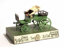 CARROZZA BRUMM - MODELLINO MODEL HISTORICAL N° 10 PHAETON (APERTO) 1850 - 1:43