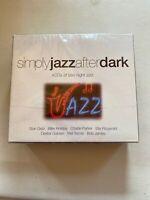 Simply Jazz Jazz After Dark 4 CDs Of Late Night Jazz Stan Getz Bob James Billie