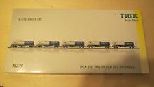 Minitrix 15274 Kesselwagen-Set, Spur N