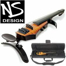 NS Design WAV 5 violin, amber transparent